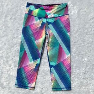 Victoria Secret Sport VSX Multicolor Leggings